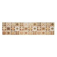 Faixa Decorativa Retangular Cerâmica HDLR11028 8,5x35cm Artens