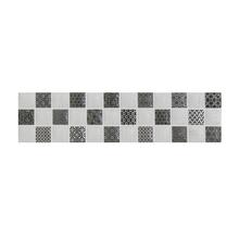 Faixa Decorativa Retangular Cerâmica HDLR11030 8,5x35cm Artens