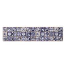 Faixa Decorativa Retangular Cerâmica HDLR1191 8,5x35cm Artens