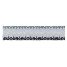 Faixa Decorativa Retangular Cerâmica HDLR1195 8,5x35 Artens
