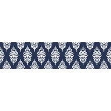 Faixa Decorativa Retangular Cerâmica HDLR1196 8,5x35 Artens