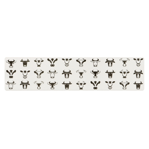 Faixa Decorativa Retangular Cerâmica HDLR1200 8,5x35 Artens