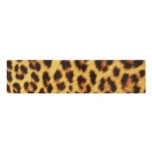 Faixa Decorativa Retangular Cerâmica Onça HDLR1194 8,5x35cm Artens