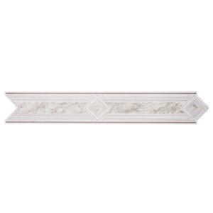 Faixa Decorativa Semi-Brilho Universal Cerâmica Dacar 5,5X31,2 cm Incepa