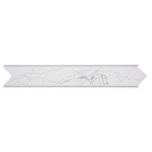 Faixa Decorativa Semi-Brilho Universal Cerâmica Terena 5,5X31,2 cm Incepa