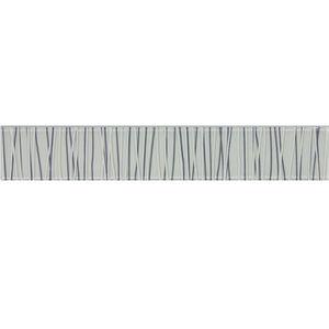Faixa Decorativa Linea Retangular 5x30cm Vetromani
