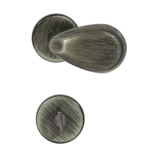 Fechadura Banheiro 40mm Zamac Antique Taco de Golf 1071 Aliança
