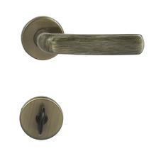 Fechadura Banheiro 40mm Zamac Oxidado Idea Arouca