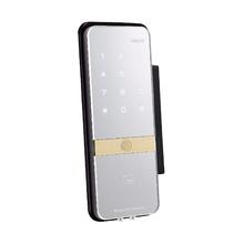 Fechadura Digital Para Vidro Porta Dupla Ydg 313 Yale