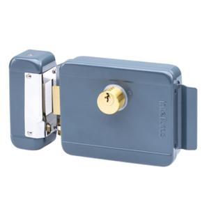 Fechadura Elétrica FFX 2000 Cinza Intelbras