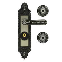 Fechadura Entrada 40mm Zamac Oxidado Tetra 4170Z-T ZLO Aliança