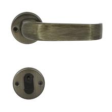 Fechadura Entrada 40mm Zamac Oxidado Una Arouca