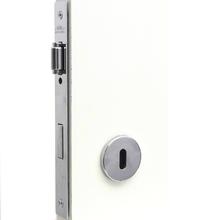 Fechadura Interna Trinco Rolete 55mm Aço e Zamac Cromada Prata Trinco Rolete Arouca