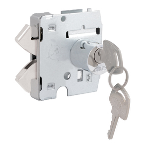 Fechadura para Porta de Vidro 35mm Santa Blindex 2189B Arouca