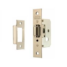 Fechadura para Porta Pivotante - Cromado 42mm Imab