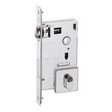 Fechadura para Portas Pivotante Trinco Rolete 55mm Latão Cromado EZ1710G20 Imab