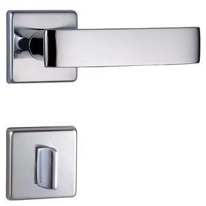Fechadura para Banheiro - Cromado 55mm Black & Decker
