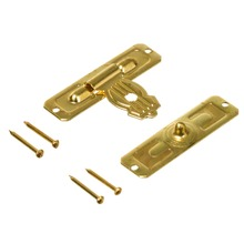 Fecho Mini Interno Ouro 1,5 cm Better's