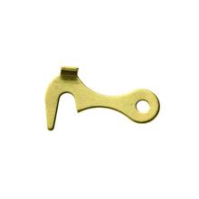 Fecho para Artesanato Simples Latão Dourado Hettich