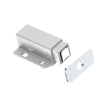 Fecho para Móveis Magnético Branco Fixtil
