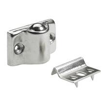 Fecho para Móveis Magnético Sobrepor Prata 1 peça