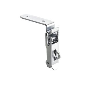 Fecho para Móveis Simples Aço Galvanizado Prata Hettich