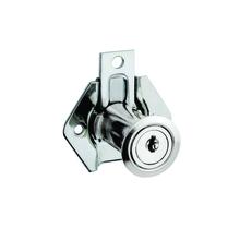 Fecho para Móveis Simples Niquelado Prata 0,038x0,035mm Stam