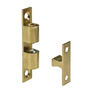 Fecho para Móveis Vai e Vem Bronze Fosco Dourado 49xmm Hettich