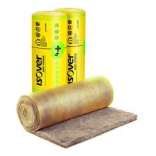 Feltro de Lã de Vidro WF 4+ Tratamento Térmico e Acústico 1250x120cmx50mm Isover