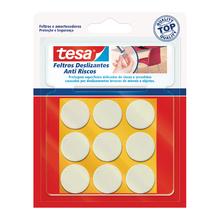 Feltro Redondo 4x26mm Branco Tesa