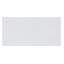 Feltro Retangular Autoadesivo 200x100mm Branco 1 peça