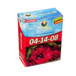 Fertilizante 04.14.08 1Kg Nutriplast