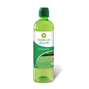 Fertilizante AquaNutri Gramados 500ml Dona Flor