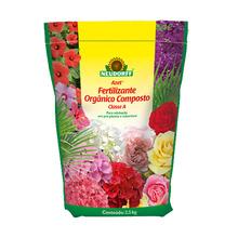 Fertilizante Azet Orgânic Composto 2,5Kg Neudorff