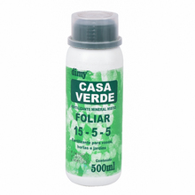 Fertilizante Casa Verde Foliar 500ml Dimy