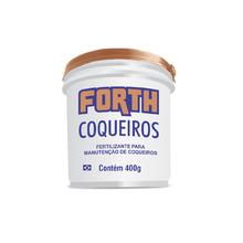 Fertilizante Coqueiros 400g Forth