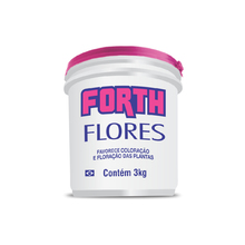 Fertilizante Flores 3Kg Forth