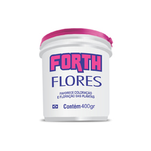 Fertilizante Flores 400g Forth