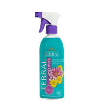 Fertilizante Flores Pronto Uso 500ml Terral