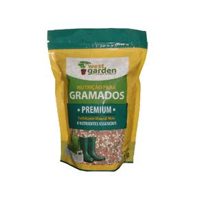 Fertilizante Gramados Premium 1Kg West Garden