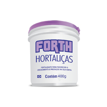 Fertilizante Hortaliças 400g Forth
