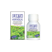 Fertilizante Hortaliças 60ml Forth
