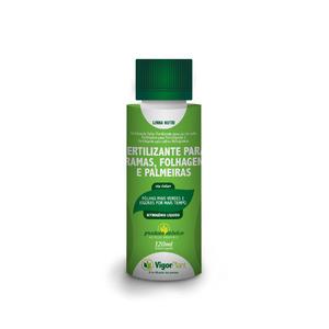 Fertilizante Nitrogênio Líquido 120ml Vigor Plant