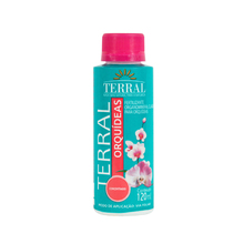 Fertilizante Orquídeas Concentrado 120ml Terral
