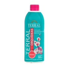 Fertilizante Orquídeas Concentrado 500ml Terral
