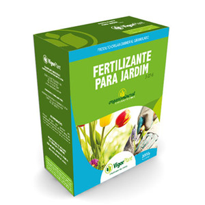 Fertilizante para Jardim 1 Kg Vigor Plant