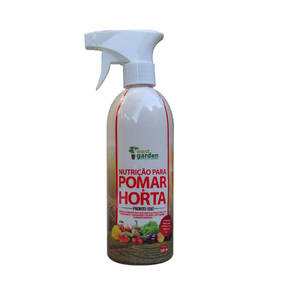 Fertilizante para Pomar e Horta 500ml West Garden