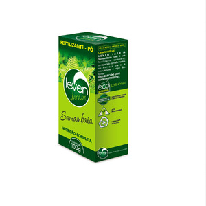 Fertilizante para Samambaia 100g Leven