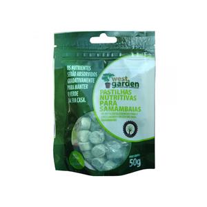 Fertilizante Supergreen Pastilha Samambaias 50g West Garden