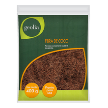 Fibra de Coco 400g Geolia